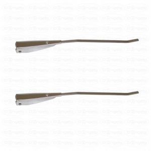 Pairs of wiper arms fiat 500 d/f/giardiniera