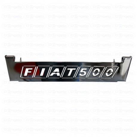 GRIGLIA ALZACOFANO POSTERIORE FIAT 500 F L R ABARTH 695