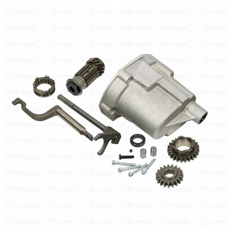 5° gear kit 22/21 for fiat 500 f-l-r and 126 classic