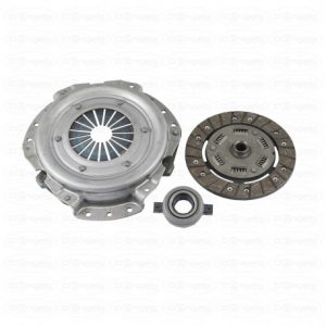 Clutch kit with coupling plate for fiat 500 f-l-r and 126 classic