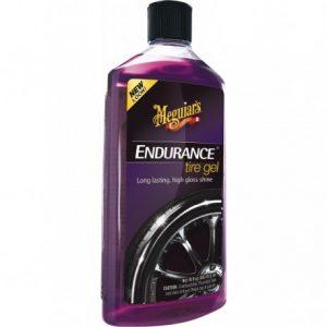 Nettoyant pour pneus endurance gel