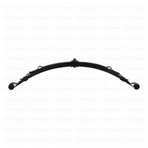 Leaf spring 6 leaf upset eye road type for fiat 500 f-l-r e 126 vintage
