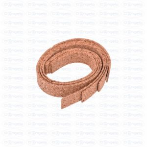 Kit of 4 cork bands for fuel tank brackets