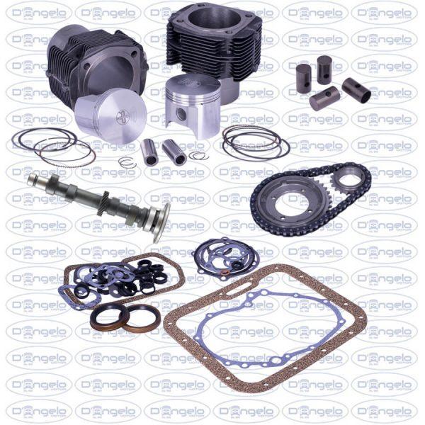 kit 650 cc step 1