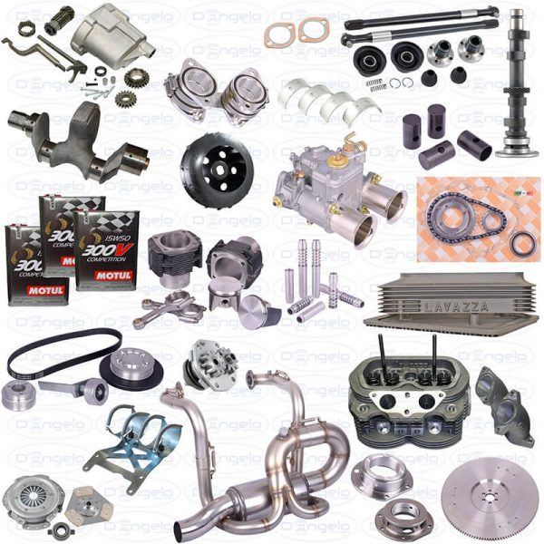 kit motore completo fiat 500 802 cc racing