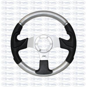 Luisi steering wheel in polyurethane model kobra