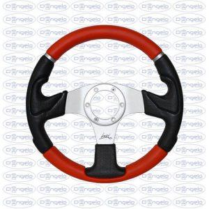 volante luisi nero_rosso