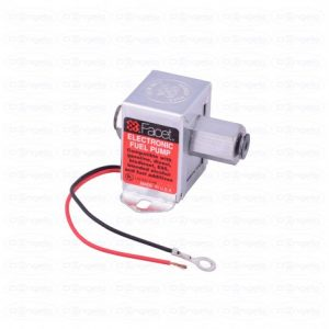 Electric gasoline pump facet solid state 40104 12v