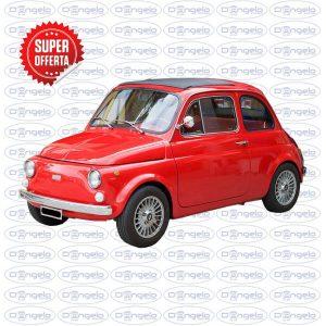 super offerta auto rossa
