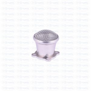 Tromboncino for carburetor dell'orto fzd with filter protection