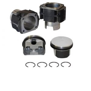 kit cylinder and pistons