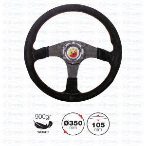 Black WALTER steering wheel
