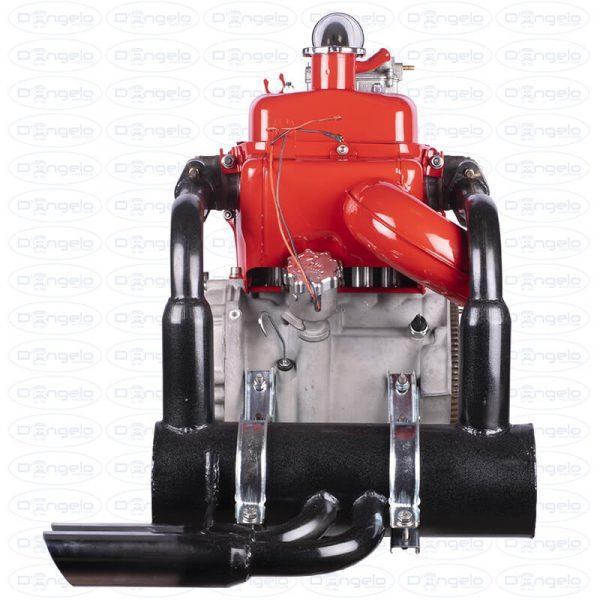 Motore completo d'epoca 650cc