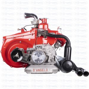 Engine 650 cc 40