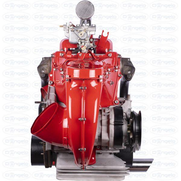 Motore completo Fiat 500 d'epoca 650cc
