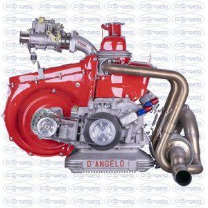 motore 740 D'Angelo