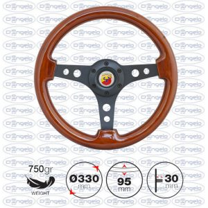 TAMBAY wooden steering wheel