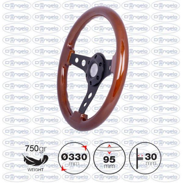 volante tambay legno