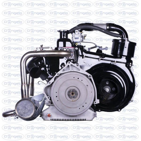 """Engine 650 cc 32 horse power for fiat 500 f-l-r and 126 classic """"classic"""" model by d'angelo motori"""