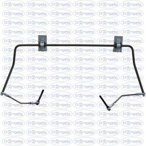 barra stabilizzatrice inferiore anteriore