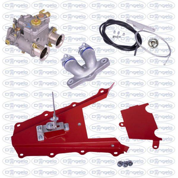 kit modifica carburatore