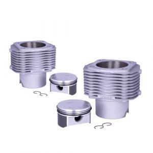 kit de cilindro y pistón aluminio